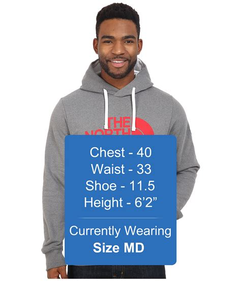 The North Face Usa Pullover Hoodie in Gray for Men - Lyst