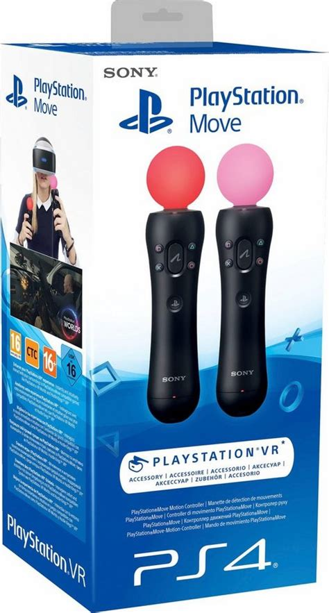 PlayStation 4 Move Motion Controller (Twin Pack) | OTTO
