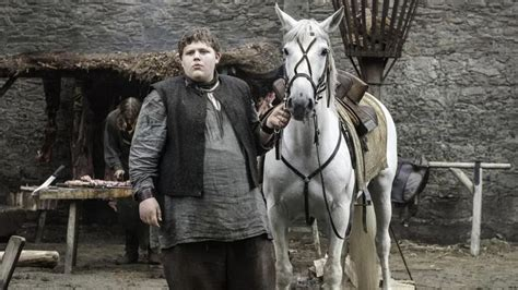 'Young Hodor' Actor Pens Stirring Tribute Ballad 'Hold the