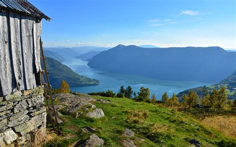 Fjord Hike to Mt